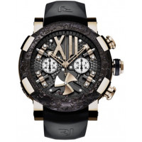 Romain Jerome Steampunk Red Chrono  Limited Edition 2012