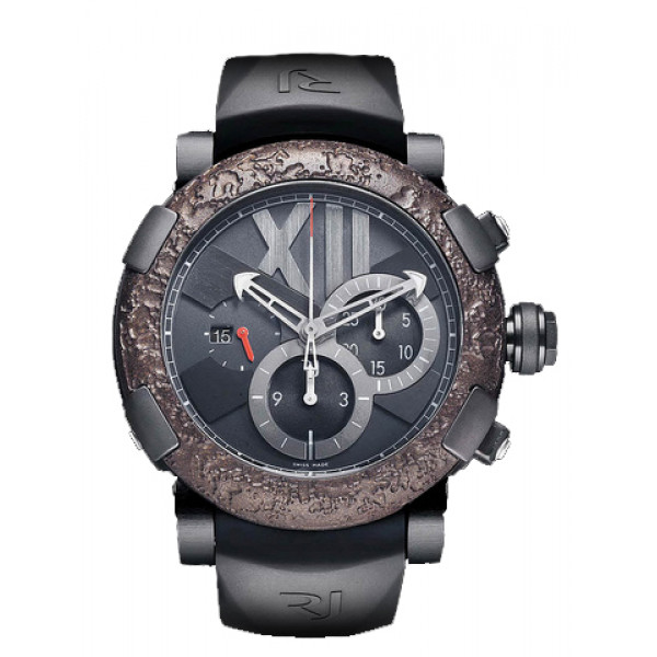 Romain Jerome Chronograph Stabilized Titanic Ultimate rusted steel