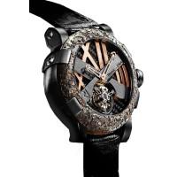 Romain Jerome Rusted-steel-T-oxy IV Tourbillon Bronze Ultimate
