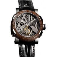 Romain Jerome Rusted steel T-oxy III Tourbillon steel Extreme Limited