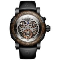 Romain Jerome Chronograph Tourbillon Limited Edition 9