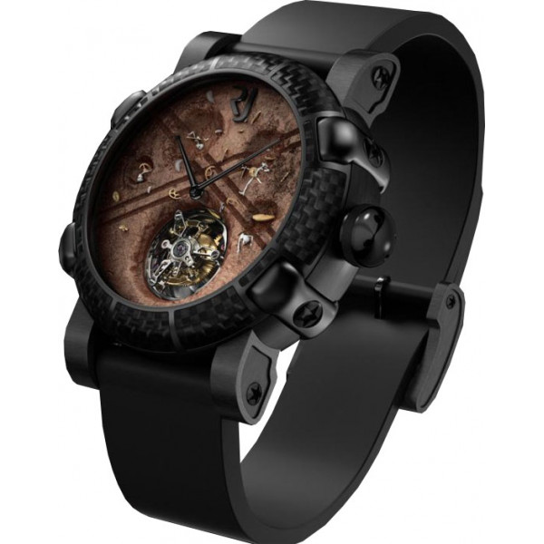 Romain Jerome Moon-Dust DNA The Truth About Roswell