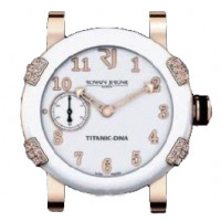 Romain Jerome Titanic-DNA Pink Gold / Ceramic