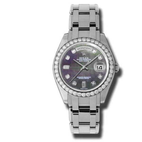 Rolex Day-Date 39mm Special Edition Platinum Masterpiece