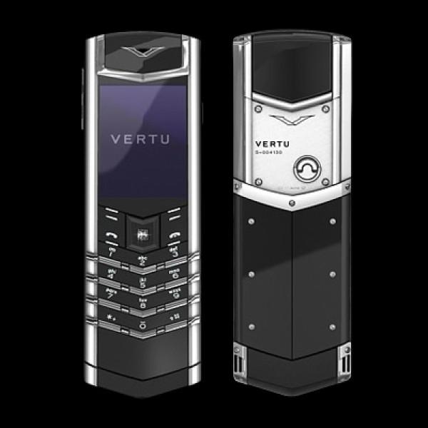 Vertu Signature S Design платина
