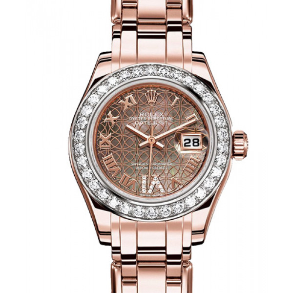 Rolex Lady - Datejust Pearlmacter 2013