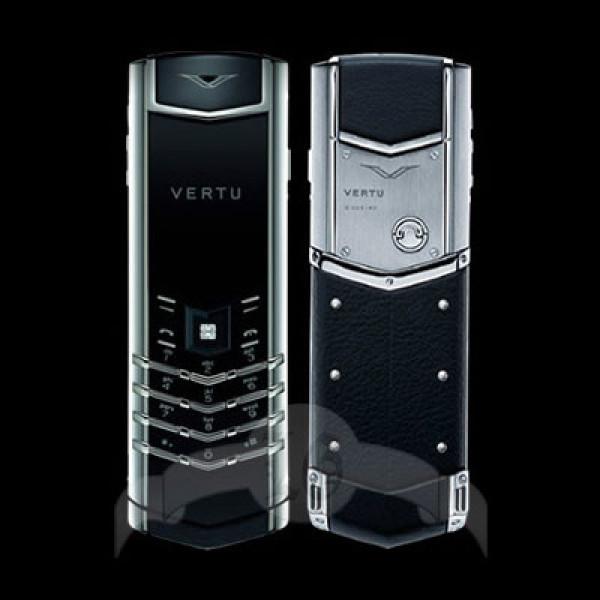 Vertu Signature S Design Сталь
