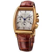 Breguet watches Heritage Chronograph (YG / Leather)
