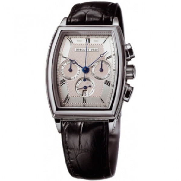 Breguet watches Heritage Chronograph (WG /Leather)