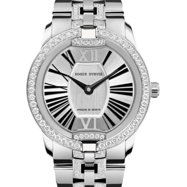 Roger Dubuis Velvet Diamonds in white gold