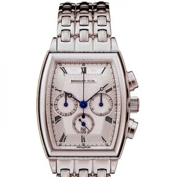 Breguet watches Heritage Chronograph (18kt WG)