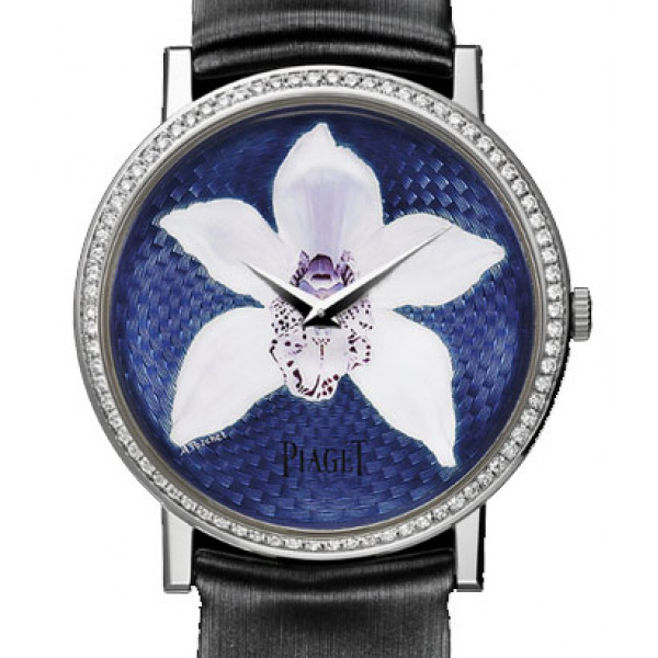 Piaget Altiplano Orchid