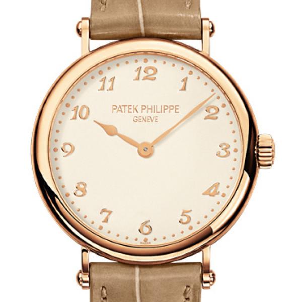 Patek Philippe Calatrava Ladies Rose Gold 2013