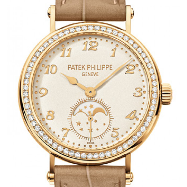 Patek Philippe Ladies Complications Yellow Gold 2013