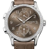 Patek Philippe Complicated Watches Ladies Calatrava Travel Time 2013