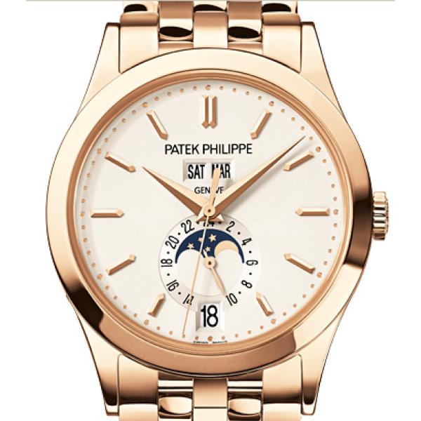 Patek Philippe Men Complications - Annual Calendar Rose Gold 2013