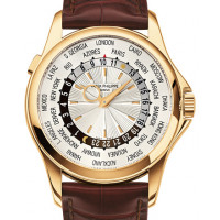Patek Philippe Men\'s Complicated Yellow Gold - World Time 2013