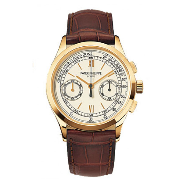 Patek Philippe Men's Complicated Watches Chronograph