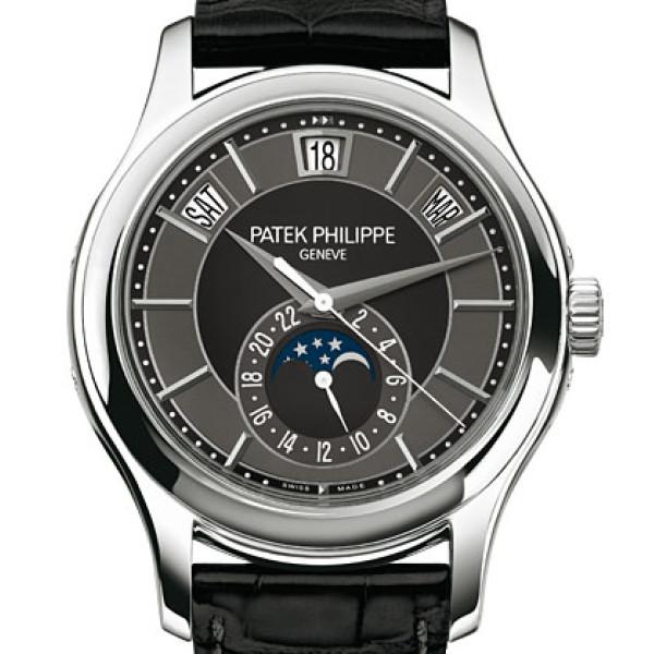 Patek Philippe Annul Calendar Black Dial