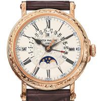 Patek Philippe Men Grand Complications Perpetual calendar Rose Gold 2013