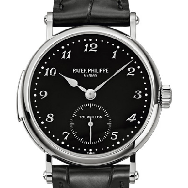Patek Philippe Grand Complications  Minute repeater - Тourbillon White Gold 2013