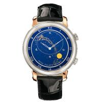 Patek Philippe Celestial Men'sGrand Complication Platinum + RG