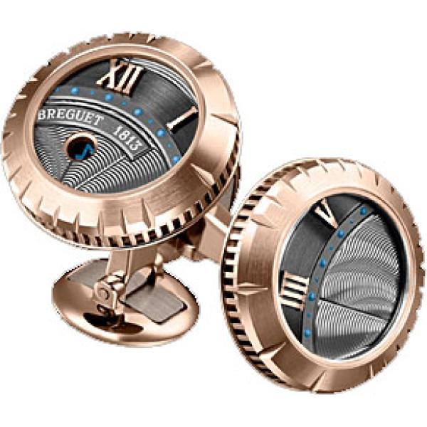 Breguet watches Marine Royale cufflinks