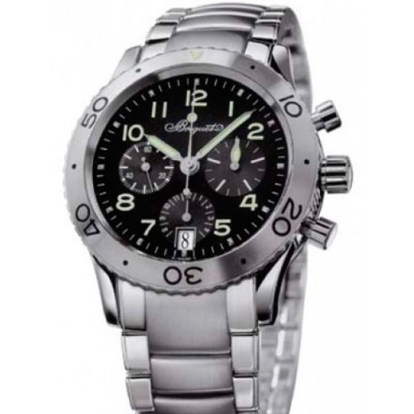 Breguet watches Breguet Type XX Transatlatique - Steel