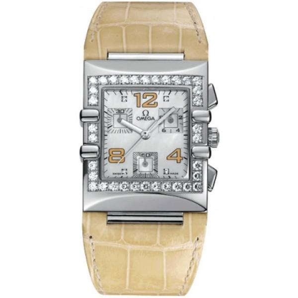Omega Quadra Quartz Chronograph
