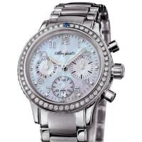 Breguet watches Transatlatique Ladies (SS / MOP / Diamonds / SS)
