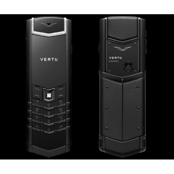 Vertu Signature S Design PVD Diamond Trim