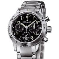 Breguet watches Transatlatique Ladies (SS / Black / SS)