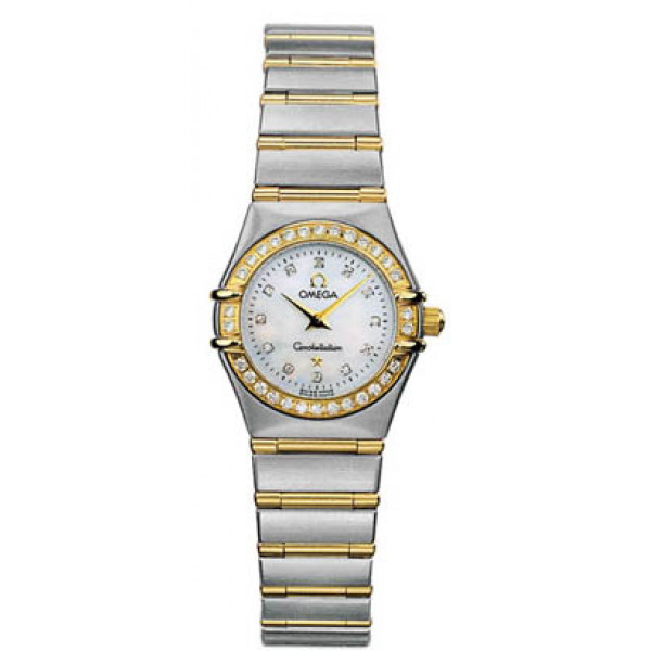 Omega Constellation Quartz Mini