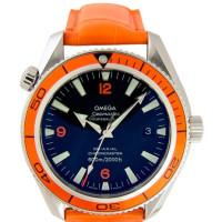 Omega   Planet Ocean (42mm Orange / Leather)