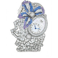 Breguet watches Haute Joaillerie Marie-Antoinette Fleurs