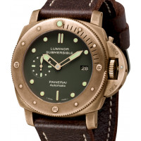 Officine Panerai Luminor 1950 3 Days Bronze Limited Edition 1000