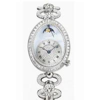 Breguet watches Reine de Naples Haute Joaillerie Moonphase
