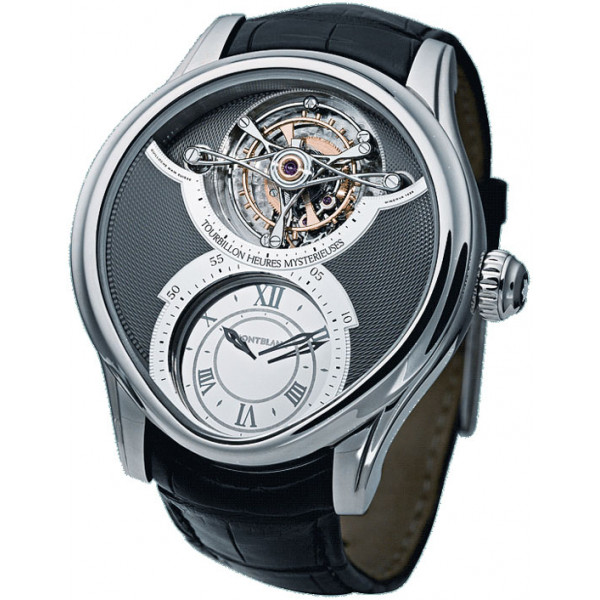 Montblanc Grand Tourbillon Heures Mysterieuses Limited