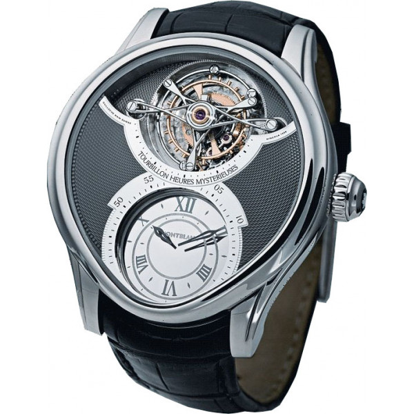 Montblanc Grand Tourbillon Heures Mysterieuses Limited 1
