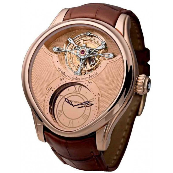 Montblanc Grand Tourbillon Heures Mysterieuses Limited 58