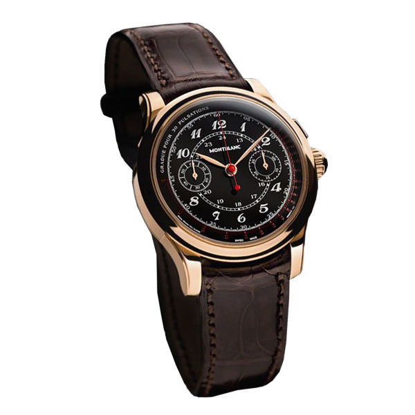 Montblanc Villeret  Pulsograph Limited Edition 58