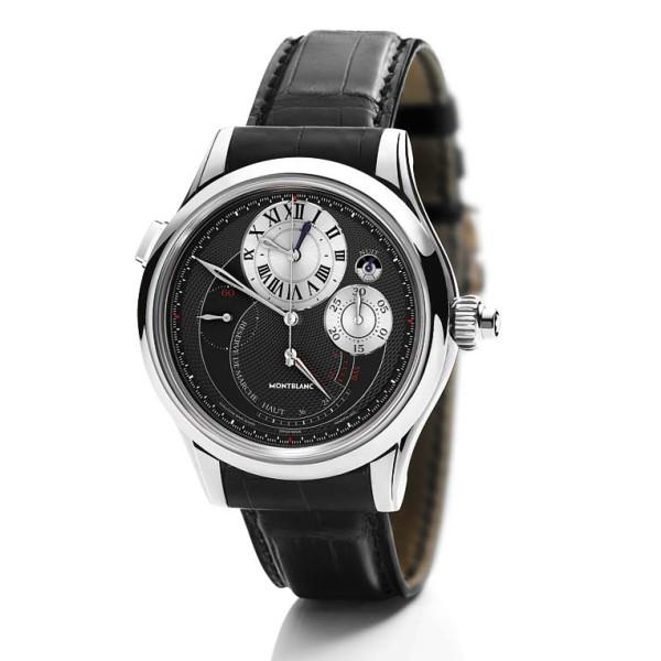 Montblanc Grand Chronographe R?gulateur WG