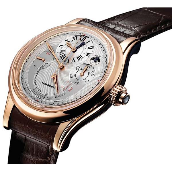 Montblanc Grand Chronographe Regulateur RG