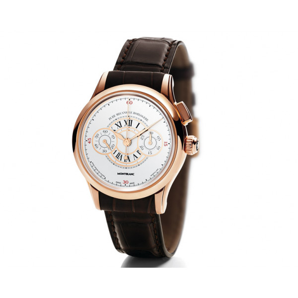 Montblanc Chronographe Email Grand Feu RG Limited