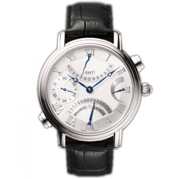 Maurice Lacroix Double Retrograde (SS)
