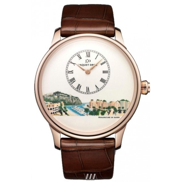 Jaquet Droz Petite Heure Minute for Only Watch 2011