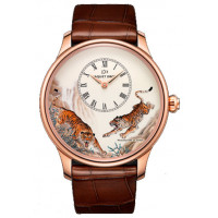 Jaquet Droz Painting on Enamel Limited Edition 88