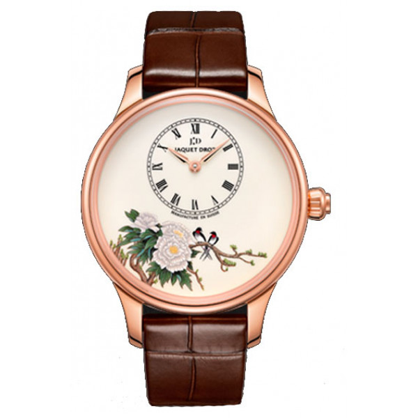 Jaquet Droz Painting on Enamel Limited Edition 8