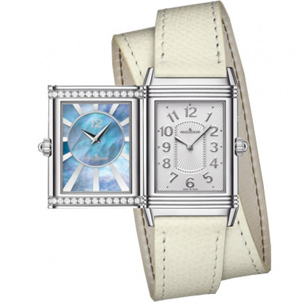 Jaeger LeCoultre Grande Reverso Lady Ultra Thin Duetto Duo E-boutique 2013