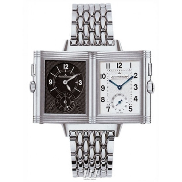 Jaeger LeCoultre :  Reverso DUO